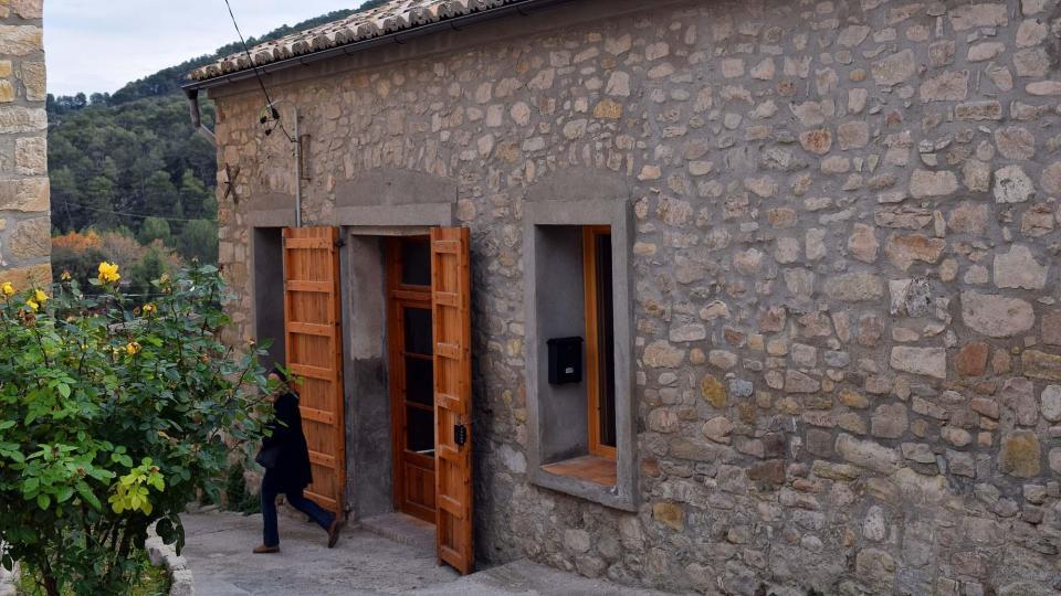 Local social de la Casa del Tió i la Casa del BOsc