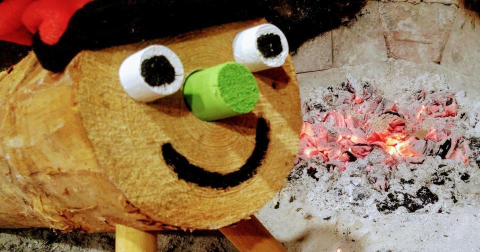 Què bé s'està al costat del foc