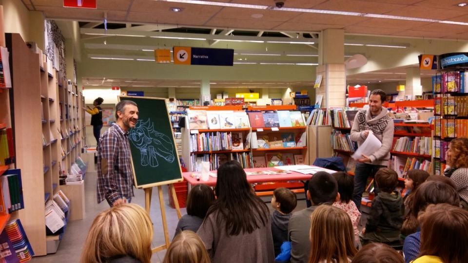 Presentació del llibre Viatge al món dels tions