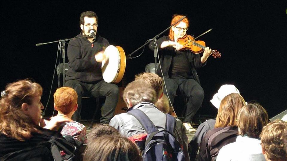 El grup Lauzeta actuarà a la Festa de Nadal - Clariana