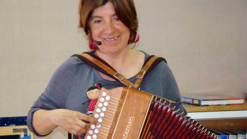 Conte-Contes amb l'Anna Garcia - Clariana