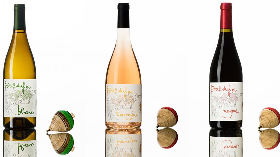 Baldufa vins -