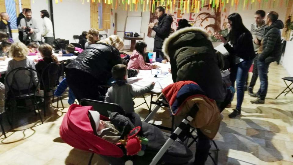 taller de decoració nadalenca