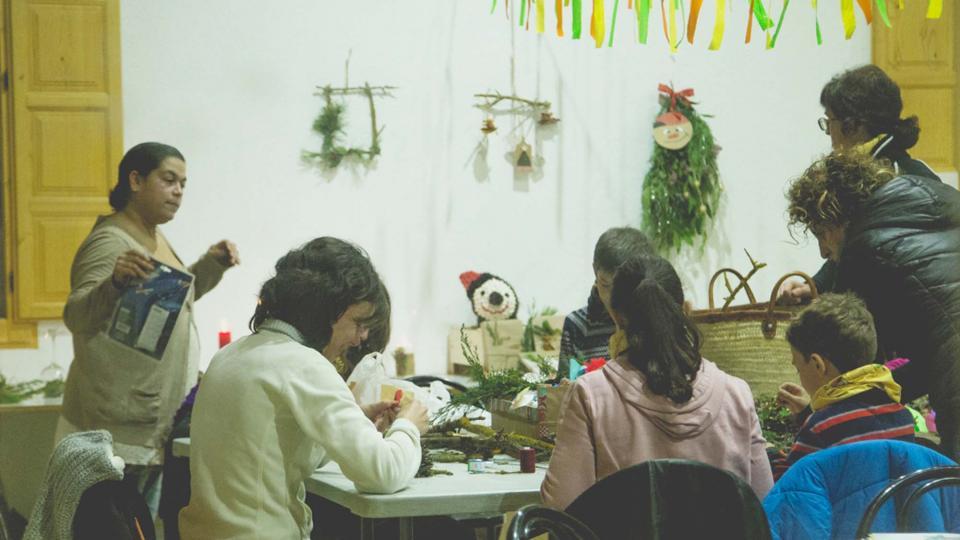 taller de decoració