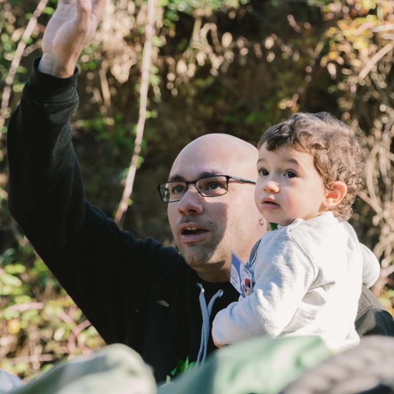 10.12.2016 anant a trobar el tió  Clariana -  Mariona Miquel