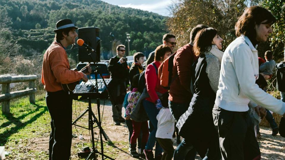 Jordi Giralt tornarà a animar la festa - Clariana