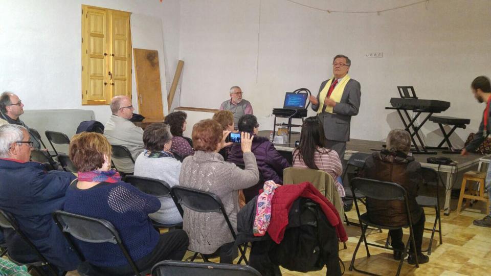 Conferència 'Tracta'm bé' a càrrec d'Enric Esquer