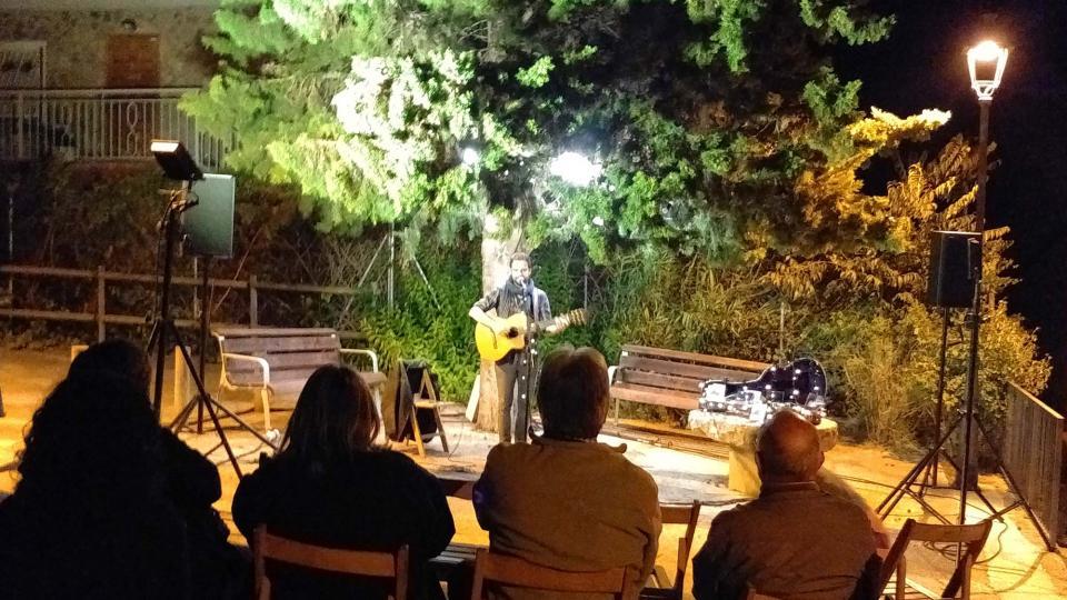 Concert d'Oriol Barri