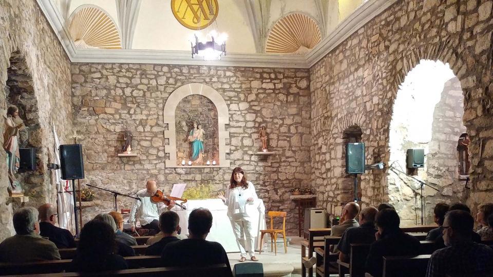 Concert de Maria Santfores i Josep Massana