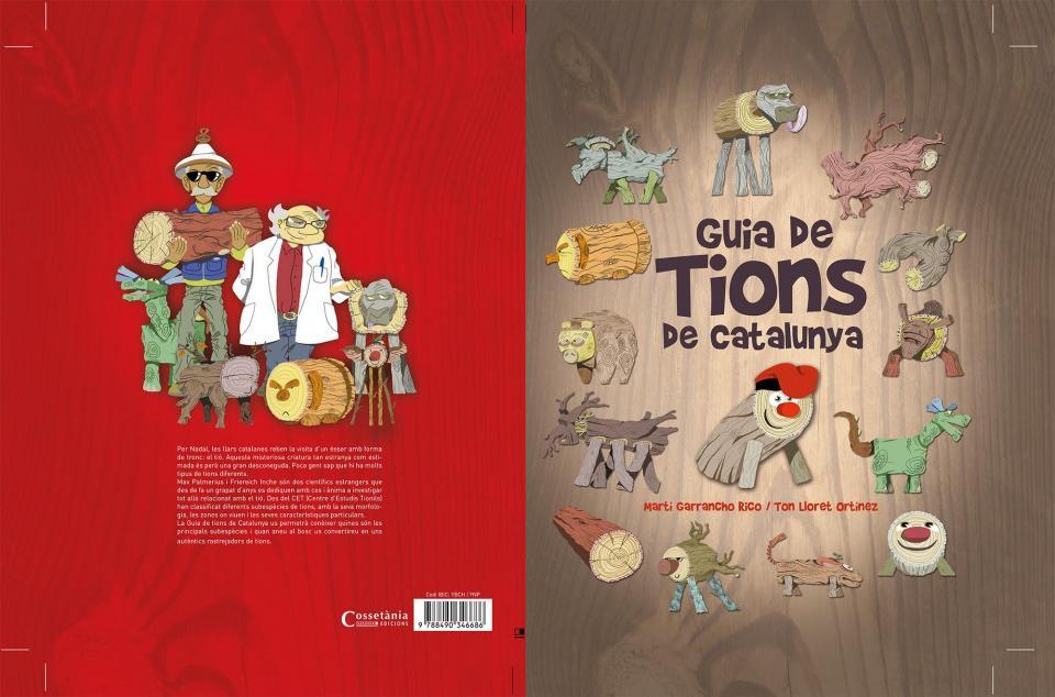 Nou llibre Guia de Tions de Catalunya