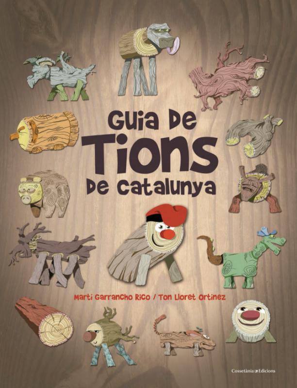 Guia de tions de Catalunya de Ton Lloret i Martí Garrancho -