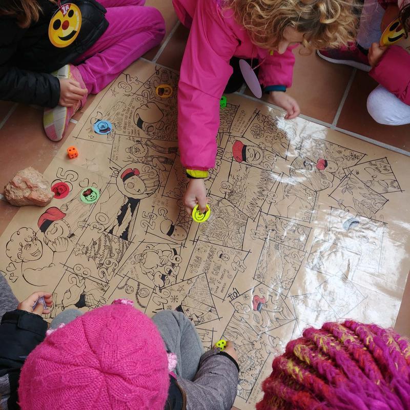 Jocs infantils - Clariana