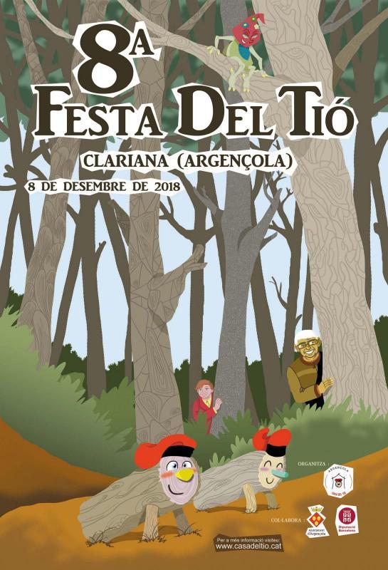 8a Festa i Mercat del Tió d'Argençola - Clariana