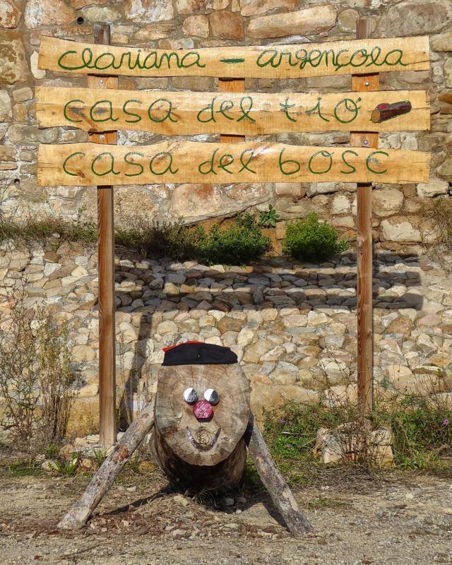 08.12.2018 Els tions donen la rebuda als visitants  Clariana -  James McKinnell