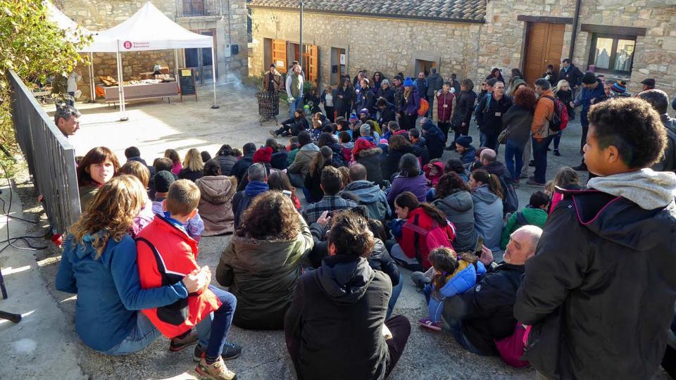 08.12.2018 presentació de la Festa, a càrrec de Mònica Torra  Clariana -  James McKinnell