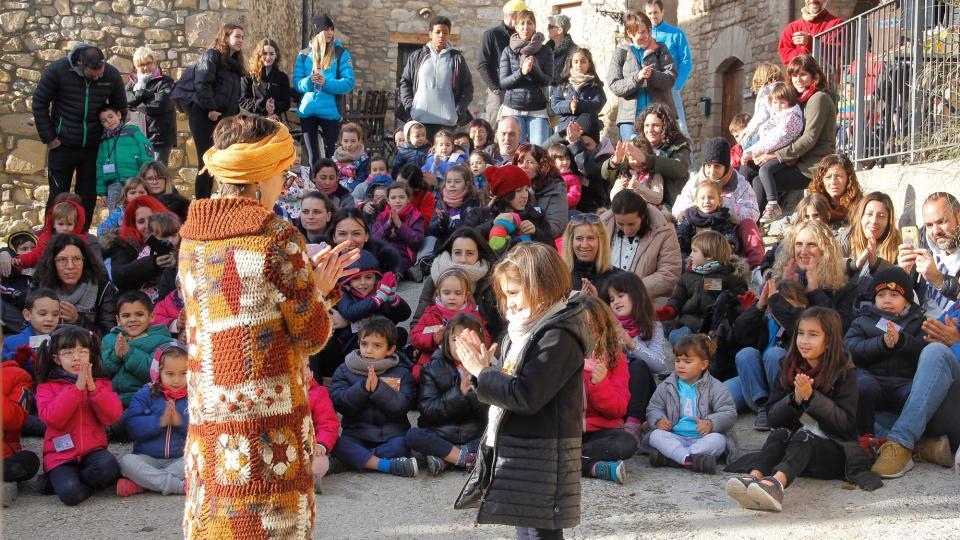 presentació de la Festa, a càrrec de Mònica Torra