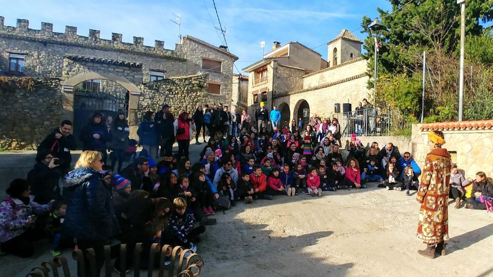 presentació de la Festa, a càrrec de Mònica Torra - Clariana