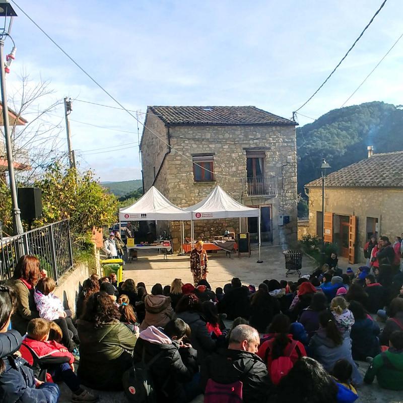 08.12.2018 presentació de la Festa, a càrrec de Mònica Torra  Clariana -  Martí Garrancho