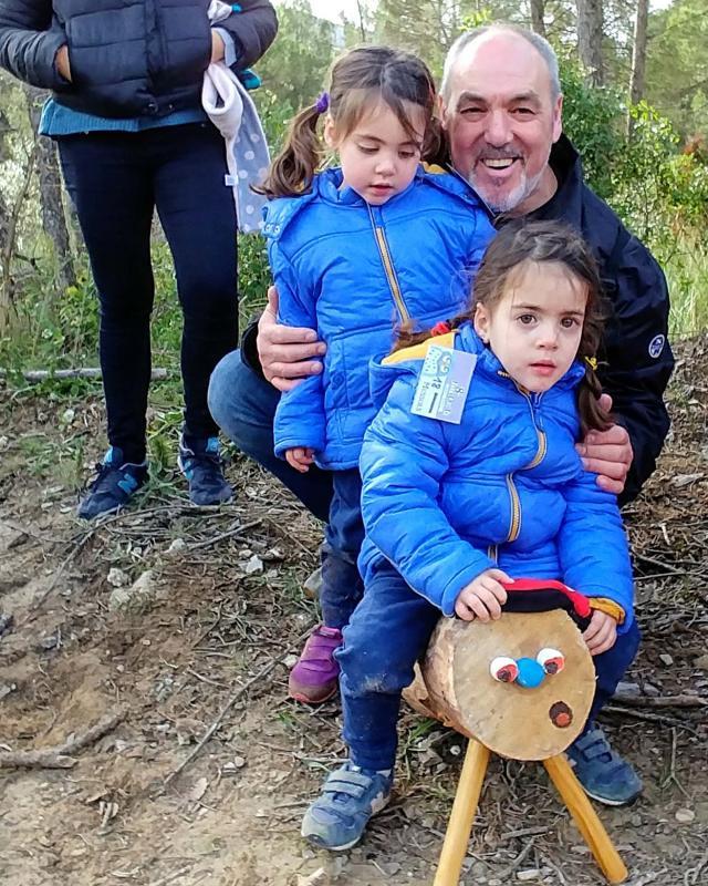 08.12.2018 Ja hem trobat el tió  Clariana -  Martí Garrancho