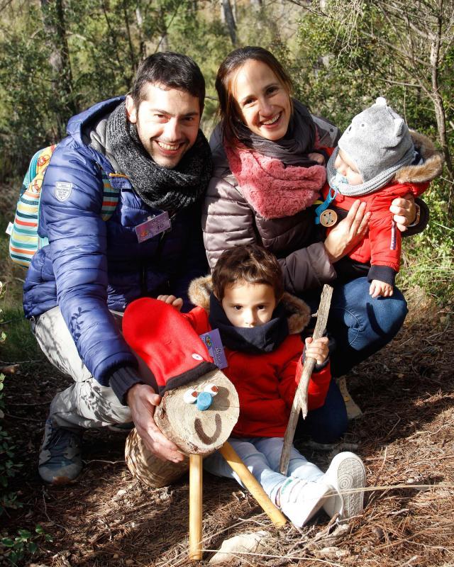 08.12.2018 Ja hem trobat el tió  Clariana -  Bàrbara Balcells