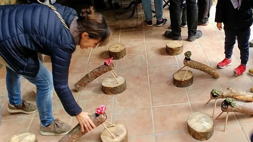 08.12.2018 jocs infantils  Clariana -  Martí Garrancho