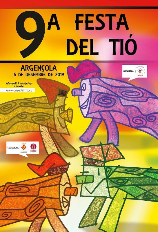 Fiesta 9a Festa del Tió d'Argençola