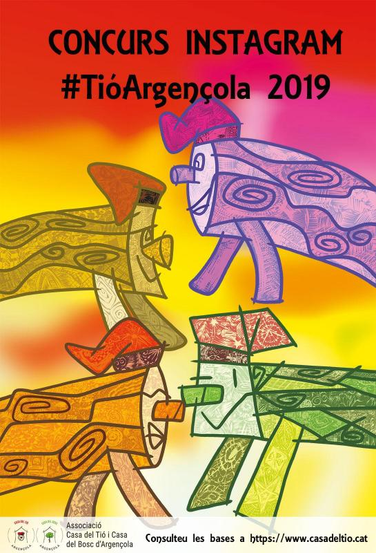 1r Concurs d'Instagram #TióArgençola - Argençola
